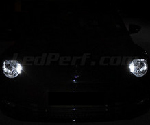 Pack daytime / sidelights (xenon white) for 2012 Volkswagen New Beetle
