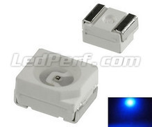50 TL SMD LED - Blue - 140mcd