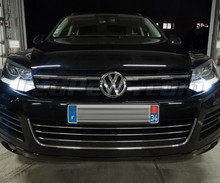 Pack sidelights led (xenon white) for Volkswagen Touareg 7P