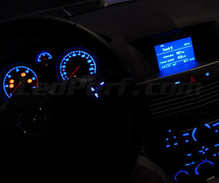 Led Dashboard Kit for Opel Astra H (compatible with any finish)