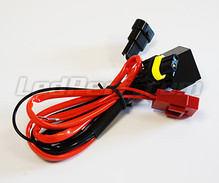 HB3 9005 - HB4 9006 Relay Harness for Motorcycles Xenon HID conversion Kits