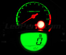 Green Meter LED kit for Kawasaki ER-6N (2005 - 2008)