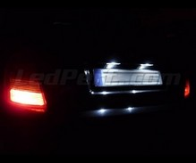 Pack LED License plate (Xenon White) for Skoda Fabia 1