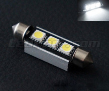 42mm LIFE festoon LED - White - anti-onboard-computer error OBC - C10W