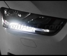 Pack daytime running light (DRL) xenon white for Audi Q3