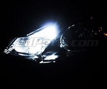 Pack sidelights LED (xenon white) for Citroen C3 II