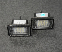 Pack of 2 LEDs modules license plate MERCEDES (type 6)
