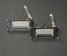 Pack of 2 LEDs modules license plate MINI (type 2)