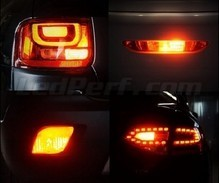Rear LED fog lights pack for Renault Megane 2