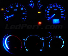 Led Meter Kit + Display + Ventilation for Renault Megane 1.2