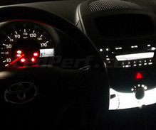 Led Meter/Dashboard Kit for Toyota Aygo