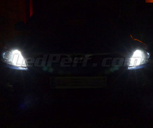 Pack sidelights LED (xenon white) for Hyundai I30 MK1