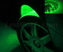 Led strip waterproof and flexible for customization - Green - 30cm