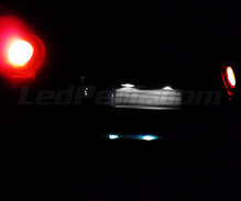 Pack LED License plate (Xenon White) for Renault Modus