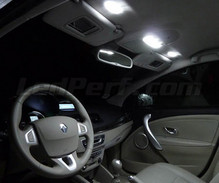 Pack interior Full LED (Pure white) for Renault Fluence