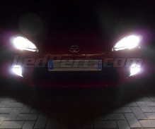Xenon effect fog light LED pack for Toyota GT 86