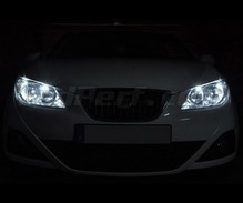 Sidelight LED Pack (xenon white) for Seat Ibiza 6J