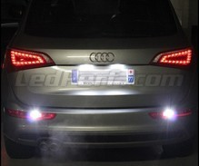 Pack LEDs (white 6000K) backup lights for Audi Q5
