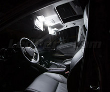 Pack interior Full LED (Pure white) for Honda Civic 9G