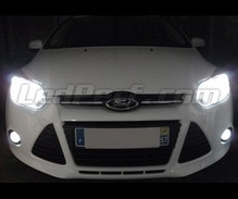 Xenon Effect bulbs pack for Ford Focus MK3 headlights