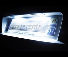 Pack LED License plate (Xenon White) for Fiat Grande Punto / Punto Evo