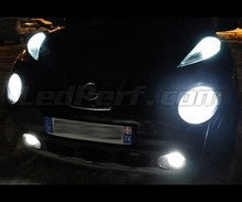 Pack Xenon Effects headlight bulbs for Nissan Juke