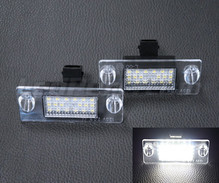 Pack of 2 LEDs modules license plate for Audi A3 8L