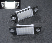 Pack of 2 LEDs modules license plate for Ford C-MAX MK1