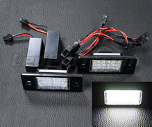 Pack of 2 LEDs modules license plate for Volkswagen Passat B5