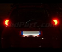 LED Licence plate pack (xenon white) for Toyota Aygo