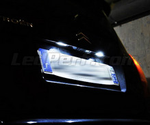 LED Licence plate pack (pure white) for Citroen C2