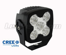 Additional LED Light Square 50W CREE for 4WD - ATV - SSV