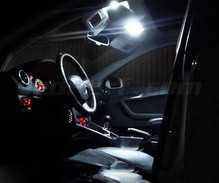 Pack interior Full LED (Pure white) for Audi A3 8P - Convertible - Plus