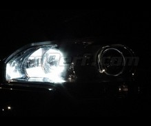 Pack sidelights LED (xenon white) for Citroen C5 II