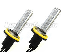 Pack of 2 H11 6000K 35W Xenon HID replacement bulbs
