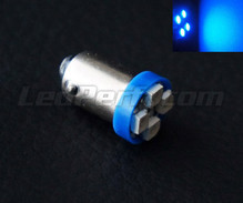 H6W LED - BAX9S Base - Blue - Efficacity
