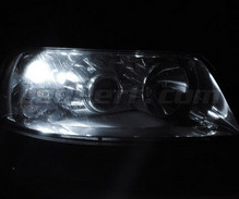 Pack sidelights LED (xenon white) for Volkswagen Sharan 7M