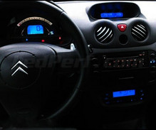 Instrument panel LED kit for Citroen C2 phase 1