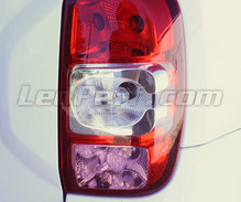 Pack rear Chrome turn signal for Dacia Duster