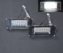 Pack of 2 LEDs modules license plate for Mini Cooper III (R56)