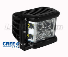 Additional LED Light Rectangular 40W CREE for 4WD - ATV - SSV