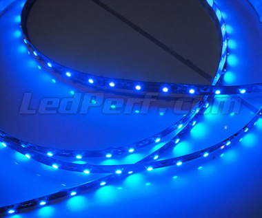 24V 50cm blue flexible strip with (30 leds SMD)