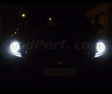 Pack sidelights LED (xenon white) for Chevrolet Aveo T300