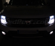Pack Xenon Effects headlight bulbs for Dacia Duster