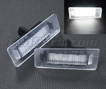Pack of 2 LEDs modules license plate for Hyundai I30 MK2