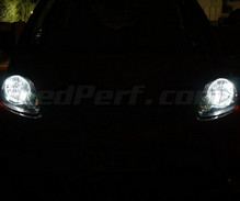Pack sidelights LED (xenon white) for Toyota Aygo