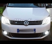 Xenon Effect bulbs pack for Volkswagen Touran V3 headlights