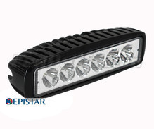 Additional LED Light [shape] 18W  for 4WD - ATV - SSV