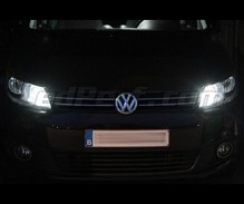 Pack sidelights led (xenon white) for Volkswagen Caddy