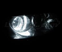 Pack sidelights LED (xenon white) for Alfa Romeo 166